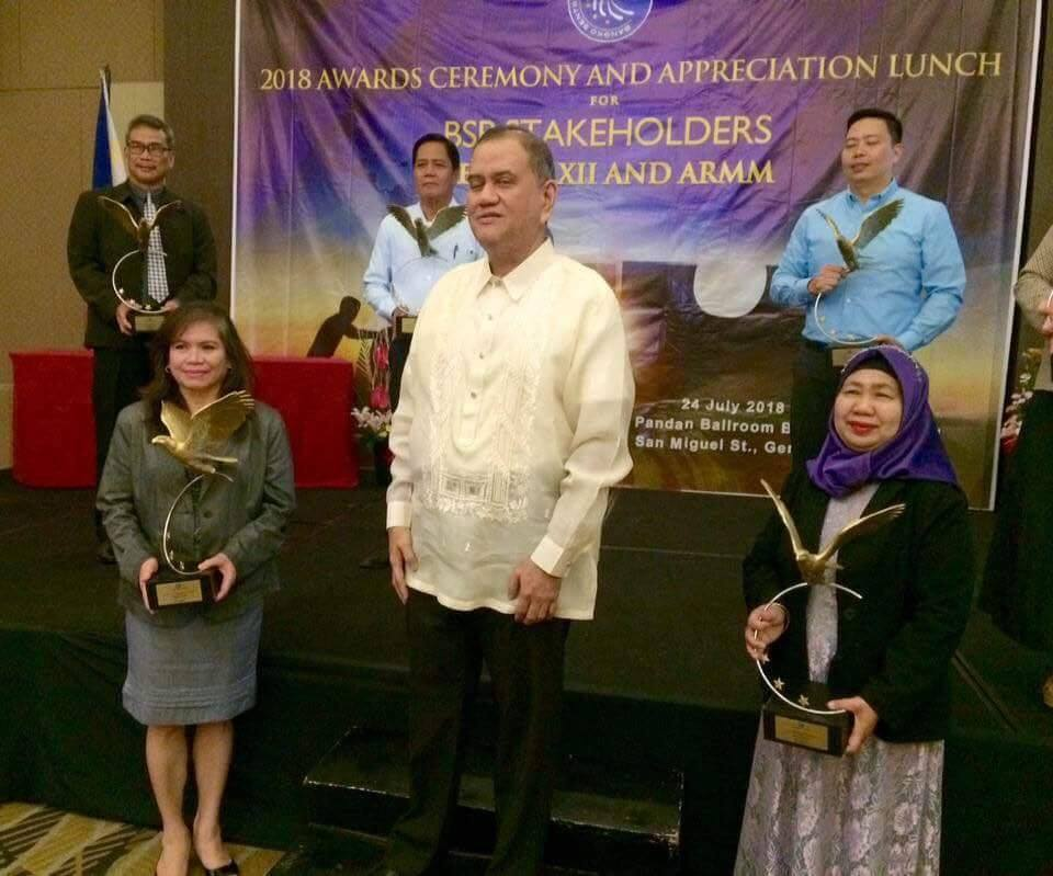 Congratulations to all especially to the SCC Librarians and Library for a well-managed BSP Knowledge Resource Center. Photos by Sandra Lyn Q. Quinones, Director of SCC Library System