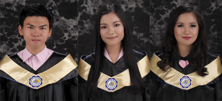 BS in Accountancy graduates for PASSING the Certified Public Accountant Licensure Examination (CPALE) held last October 6, 7 and 13, 2018 at PRC Testing Center in Davao City